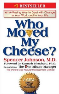 Who Moved  My Cheese? - Cover